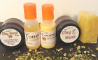 5 Piece TRIAL Treatment Pack~Sea Buckthorn/Tamanu~Oily/Acne Skin--FREE SHIPPING