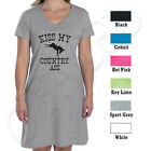 Kiss My Country Ass V-Neck Tunic Southern Pride Shelton Ladies Coverup - 1401C