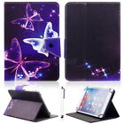 """For Samsung Galaxy Tab A6/E/S/3/4 7"""" 8"""" inch Tablet Universal Leather Case Cover"""