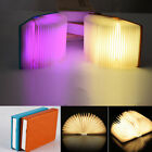 Rechargeable Reading Book LED Night Light Lamp Foldable Bulb Nightlight magic
