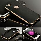 Luxury Metal Bumper Silicone/Gel/Rubber Case Slim Cover for iPhone 6s 6 Plus #M