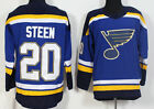 St. Louis Blues Men Blue Jersey
