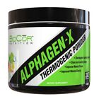 ALPHAGEN-X Thermogenic Fat Burner Preworkout Powder - DMHA Formula $23.95 USD on eBay