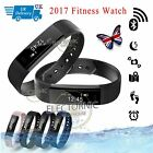 Smart Watch Bracelet Waterproof Wrist Band Fitness Tracker For iPhone Android UK