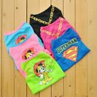 Pet Dog Clothes Costume Teddy Puppy Cat Mickey Mouse Superman Vest T-shirt Tee