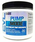 EVLUTION NUTRITION PUMP MODE Non-Stimulant Pre-Workout Accel
