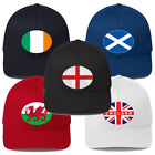 Unisex Custom Printed Flag Baseball Caps Hats