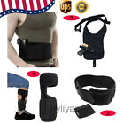 US Concealed Hidden Leg Ankle /Waist/Shoulder Holster for Pistol gun carry bag