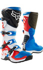 Fox Racing - COMP 5 BOOTS - Red/Blue - 16448