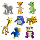 Wissper Plush Animal Friends *CHOOSE YOUR FAVOURITE*