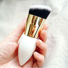 Flat Foundation Cosmetic Makeup Brush Face Blush Powder Contour Cosmetic Brushes
