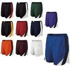 MEN'S WICKING w/ ODOR RESISTANCE SHORTS w/ BREATHABLE BRIEF, MESH SIDES, XS-4XL