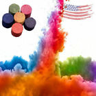 6Colors Smoke Cake Effect Show Round Bomb Photography Aid Tool Accessories