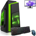 Customize Mega Fast Amd Home Gaming Computer Bundle 16gb Ddr4 Wifi Desktop Pc Fg