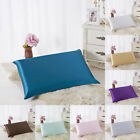 100% Silk Pillowcase Pillow Case Cover Toddler/Standard/Queen/King 1pc