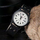 Men&rsquo;s Military Leather Date Watches Quartz Analog Army Casual  Wrist Watches <br/> Four colours◇Casual◇Free &amp; Fast Post◇Fantastic Value