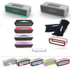 SOFT BUMPER CASE COVER for BOSE SOUNDLINK MINI I/II SPEAKER  Exclusive Bag HOT