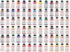 Angelus Acrylic Leather Paint 4oz / 1oz All Colors Bottle Sn