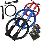RDX Skipping Rope Fitness Gym Jumping Speed Training  Boxing Exercise C5
