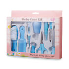 Baby Health Care Kit Infant Care Tool Set Safety Thermometer Grooming Supply