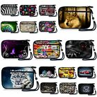 Waterproof Wallet Case Bag Cover for Micromax Canvas Selfie 3 Q460 Smartphone