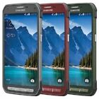 Unlocked AT&T Samsung Galaxy S5 ACTIVE SM-G870A GSM Smartphone Gray Green Red