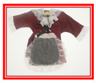 Girls Quality Welsh Ladies Dress Costume - Traditional St Davids Day Outfit