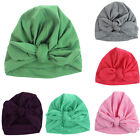 Child Toddler Baby Boy Girls Infant Toddler Kids Cotton Bobble Hat Beanie Caps
