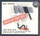 Songs of Free Men / A Paul Robeson Recital, Paul Robeson Jr., Lawrence Brown, Ac