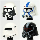 Custom HEAVY CLONE Trooper HELMET for Star Wars Minifigures -Pick the Style!-