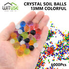 Water Balls Kids Toys Growing Crystal Soil Water Beads Sea Baby 1000-6000pcs 42