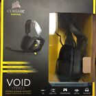 NEW!!! Corsair VOID Stereo Carbon Headband Headsets