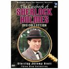sherlock holmes movie 3 - The Casebook of Sherlock Holmes - Collection (DVD, 2004, 3-Disc Set)