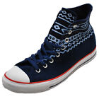 Mens, Womens Converse Chuck Taylor CT Ox Hi Top Trainers Casual Lace Up High ...