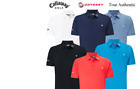 *NEW 2018* CALLAWAY OPTI VENT TOUR POLO SHIRT CGKS7078 (VARIOUS COLOURS & SIZES)