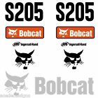 ANY MODEL Bobcat S205 DECALS Stickers Skid Steer loader New Repro decal Kit