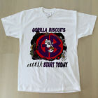 vintage biscuits - Vintage GORILLA BISCUITS Start Today Euro Tour 1989 Shirt YOUTH OF TODAY REPRINT