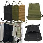 Universal Nylon Car Seat Back Organizer Molle Pouch Storage Bag Cover Protector
