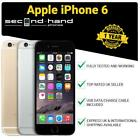 Apple iPhone 6 16/32/64/128GB Unlocked Space Grey,Gold,Silver 12 Months Warranty