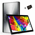 10.1'' Google Tablet PC Android7.0 Quad Core 10 Inch HD WIFI Dual Sim 3G Phablet