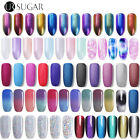7.5ml Glitter Cat Eye Blooming UV Gel Nail Polish Holo Sequined Varnish UR SUGAR