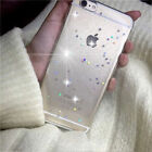 Kyпить New Bling Glitter Diamond Soft Phone Back Case Cover For iPhone 6s 7 8 5 SE 6+ X на еВаy.соm