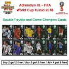 Adrenalyn XL - World Cup Russia 2018: Double Trouble and Game Changers Cards