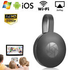 tv to chromecast - WiFi Display Dongle Chromecast Video Streamer to HDMI TV For iPad iPhone Samsung