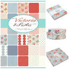 MODA Victoria by 3 Sisters 100 % cotton, charm pack jelly roll layer cake