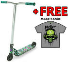 Madd Gear MGP VX8 Extreme LE Scooter - Psychedelic + Free MGP T-Shirt