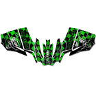 Sled Wrap Snowmobile Decals Graphics fits Arctic Cat Sno Pro 500 600 08-13
