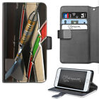 HAIRYWORM SPORT GAME DARTS LEATHER WALLET PHONE CASE, FLIP CASE, PHONE CASE