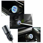 5 Pcs -Li08 2.1A Mini Dual Port USB Car Charger Adapter For Cell Phone Samsung
