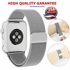 Metal Apple Watch Band Stainless Steel